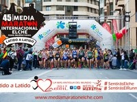 XLV Media Maratón Internacional de Elche