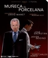 MUñECA DE PORCELANA, DE DAVID MAMET
