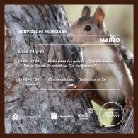 Día Internacional de los Bosques en el Clot de Galvany