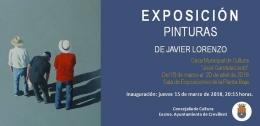 EXPOSICIÓN DE PINTURAS DE JAVIER LORENZO
