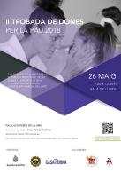 II Trobada de Dones per la Pau 2018