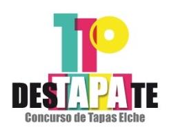 11º Destápate. Concurso de Tapas de Elche