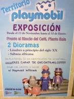 """Exposición """"Territorio Playmobil"""""""