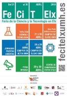 FeCiTElx. Feria de la Ciencia y la Tecnología