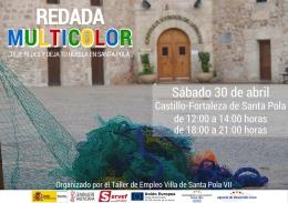 Redada Multicolor en Santa Pola