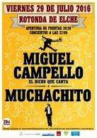Concierto de Miguel Campello y Muchachito