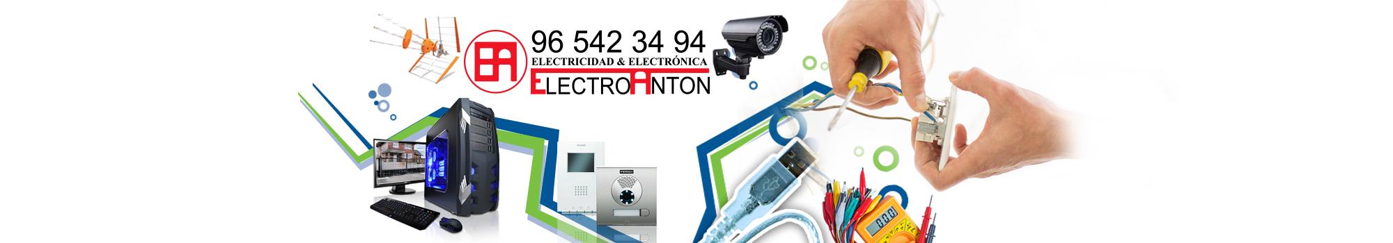 Electricidad en Elche, sistemas electrónicos automatización Elche, suministro energía Elche,