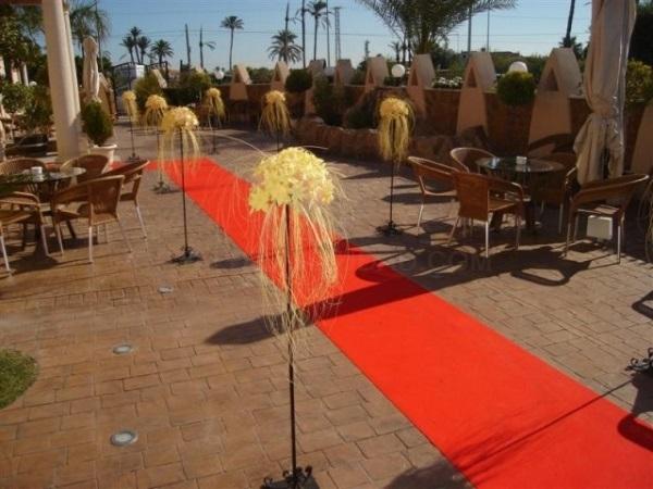 Promociones Salones de bodas con un toque de distinción, Restaurante con menú diario en elche,