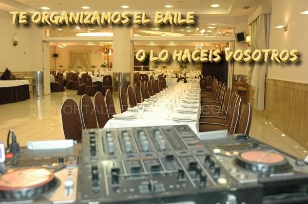 Banquetes sin exclusividad de música, Mejor precio en banquetes de boda
