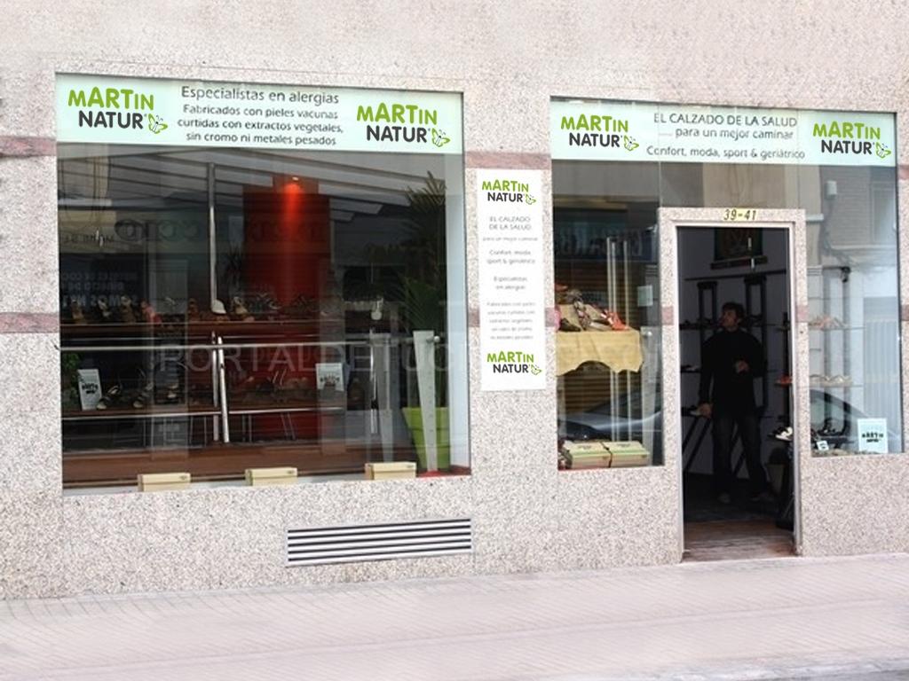ZAPATOS COMODOS MARTIN NATUR