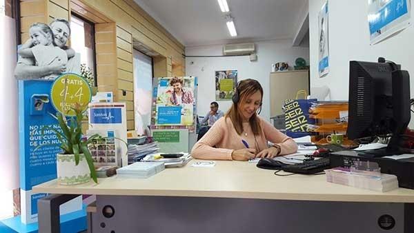 Oficina Sanitas en Elche Alicante – Seguros de Salud Espinosa