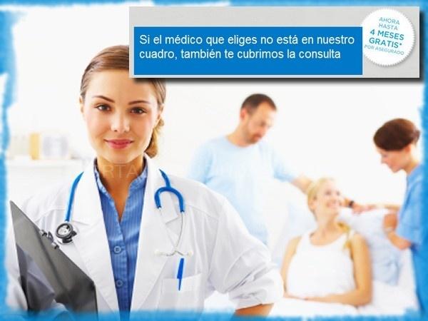 SANITAS PREMIUM 500, Cuadro médico sanitas en elche, cuadro médico sanitas crevillente, cuadro médic
