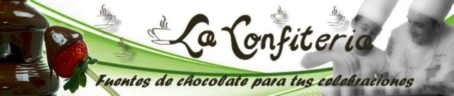 La Confiteria - Alquiler de Fuentes de Chocolate Alicante