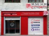 Electricidad en Elche,  sistemas electrónicos automatización Elche