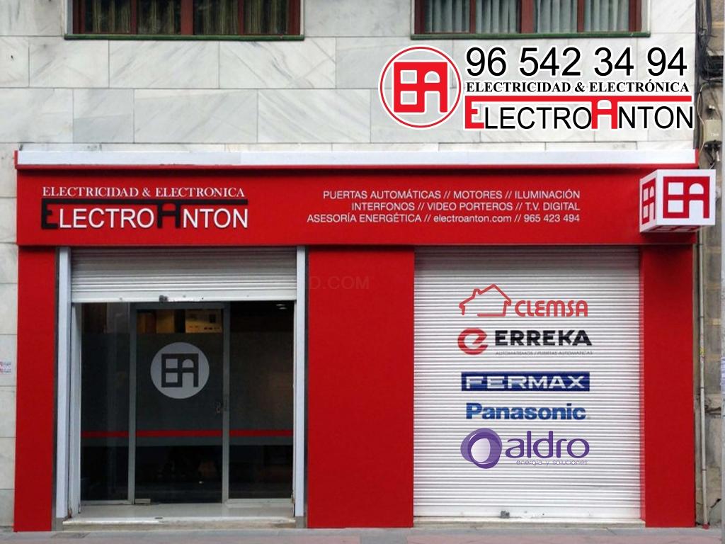 Electricistas en Elche