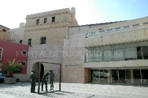 Casa Consistorial del Ayuntamiento de Elche