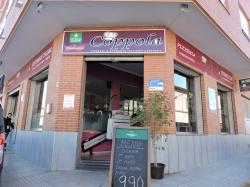 La tradición y la cocina del sur de Italia en el restaurante Coppola en Almoradí