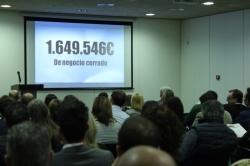 Más de 150 empresarios de la provincia de Alicante acuden al Tercer Aniversario de BNI Superación