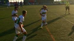 Primera derrota del Elche Club de Fútbol