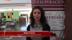 Entrevista Maisa Coves, del despacho de abogados Lucerga Coves Asociadas