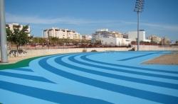 Cierre temporal del Estadio Municipal de Atletismo Manolo Jaén