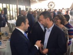 El ministro José Luis Ábalos anuncia que las obras del AVE en Elche finalizarán en primavera y que la línea entrará en funcionamiento este verano