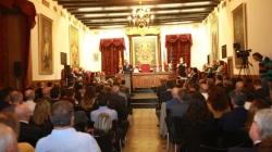 El alcalde de Elche defiende una reforma profunda de la Constitución para adaptarla a la sociedad del siglo XXI