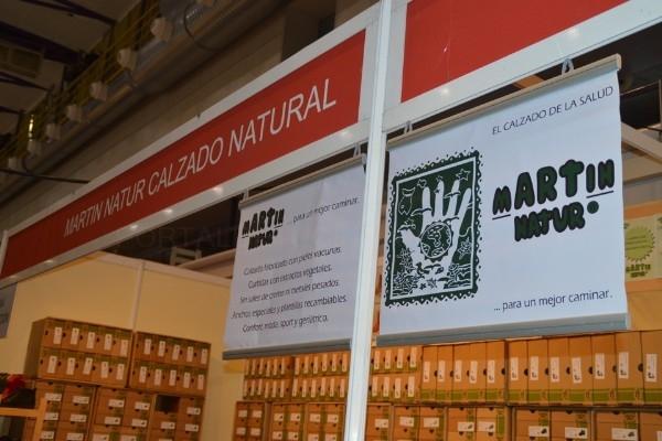 Calzados Martín Natur estará presente un año más en la feria Biocultura de Valencia