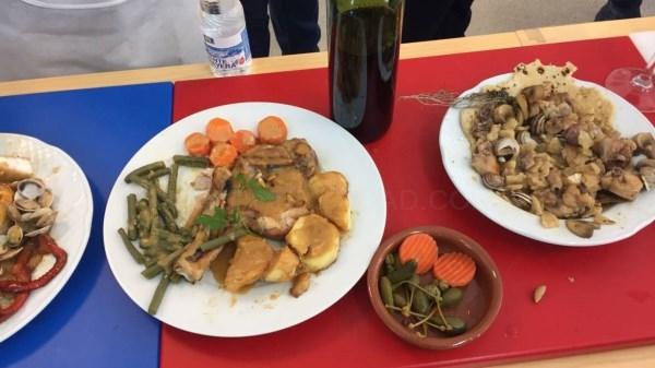 Primera semifinal Super Chef Senior en Elche