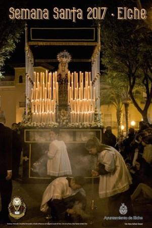 MáS DE 150.000 PERSONAS HAN VIVIDO LAS PROCESIONES DE SEMANA SANTA EN ELCHE