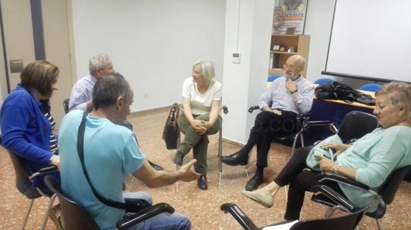 MáS DE 200 PERSONAS PARTICIPAN EN EL PROGRAMA DE ATENCIóN PSICOSOCIAL Y RESPIRO FAMILIAR PARA AFECTADOS DE ELA