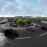 El Ayuntamiento de Elche presenta un proyecto de creación de una rotonda de acceso al Hospital del Vinalopó