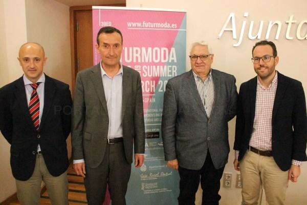 EL AYUNTAMIENTO DE ELCHE Y LA ASOCIACIóN DE COMPONENTES (AEC) AúNAN ESFUERZOS PARA POTENCIAR FUTURMODA