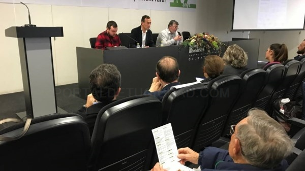 El alcalde y el concejal de Medio Rural participan en la inauguración de las jornadas del X aniversario de ADR