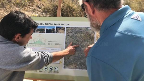 Un sendero para poner en valor el patrimonio ambiental y cultural de Elche