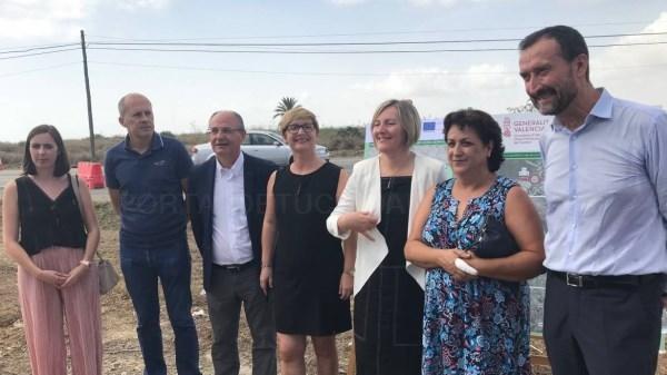 La carretera Elche-Santa Pola se convertirá en una Vía Parque de cuatro carriles con una inversión de 12 millones de euros