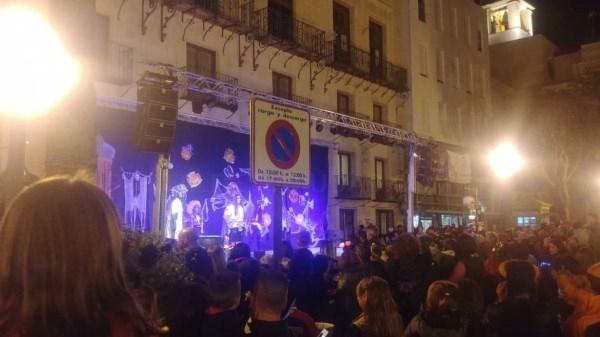 El edil de seguridad felicita a la Policía Local por la eficacia del dispositivo organizado en la noche de Halloween