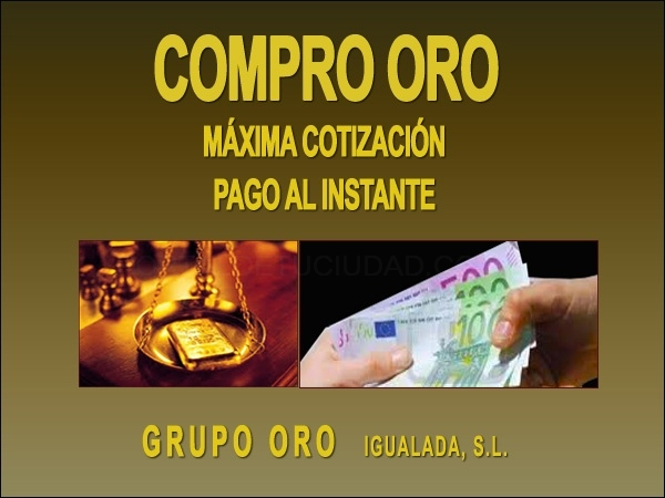 Grupo Oro Igualada, S.L.