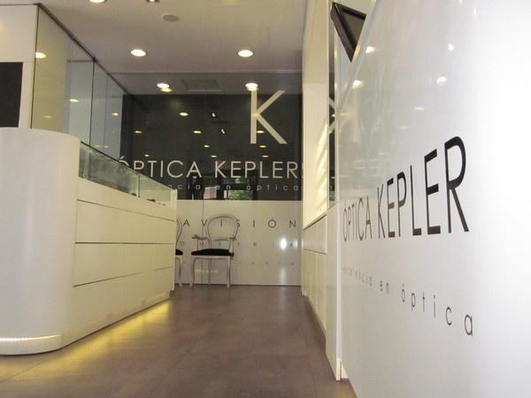 Óptica Kepler