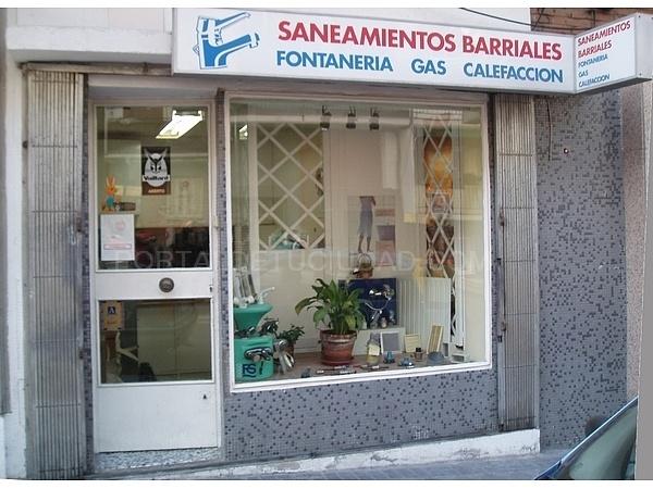 Saneamientos Barriales