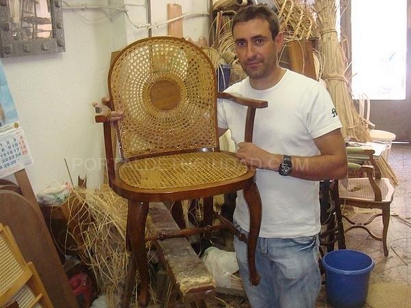 sillas rejilla alcobendas, sillas rejilla pozuelo, sillas rejilla aravaca