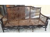 sillas rejilla aravaca, sillas rejilla puerta de hierro