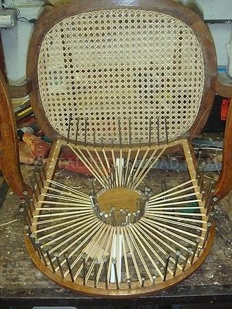 reparación sillas rejilla,santa coloma,sillas rejilla Barcelona,