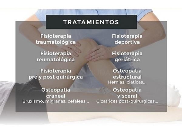 fisioterapia en chamberi,Clínica de fisioterapia en fernandez de los ríos