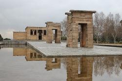 Más seguridad, mayor horario de apertura y reformas para el Templo de Debod