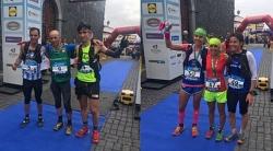 Miguel Caballero y Gemma Arenas, campeones de España de Trail