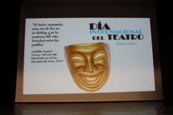 Los mayores, protagonistas del Día Mundial del Teatro