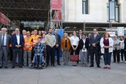 Minuto de silencio en solidaridad con las víctimas del atentado de Mánchester