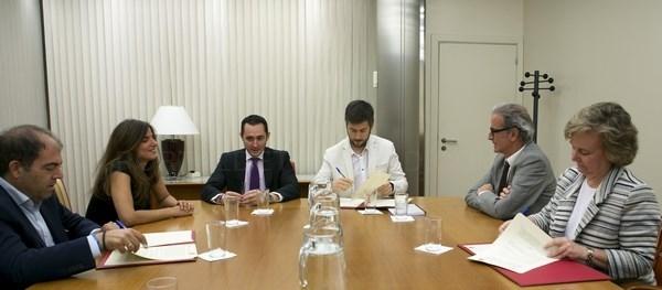 LA COMUNIDAD DE MADRID FIRMA UN CONVENIO CON GARRIGUES PARA OFRECER ASESORAMIENTO JURíDICO