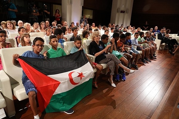 Vacaciones en Paz, la cara de la solidaridad madrileña